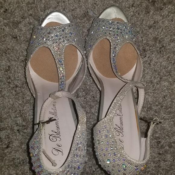 De Blossom Collection Shoes - De Blossom Heels